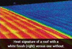 Thermal-heat-image-Elastomeric-Roof-Coatings-Ohio