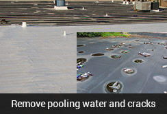 After-Commercial-Flat-Roof-Repair-Ohio