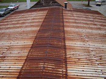 metal roof repair delaware ohio