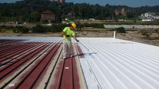 commercial metal roof repair galion ohio