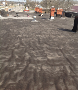 flat roof replacement galion ohio