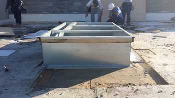 flat roof replacement service galion ohio