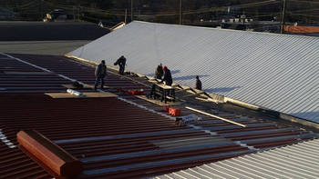 metal roof repair service galion ohio
