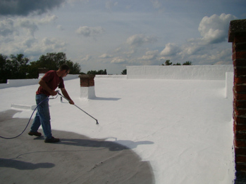 roof coating avon ohio