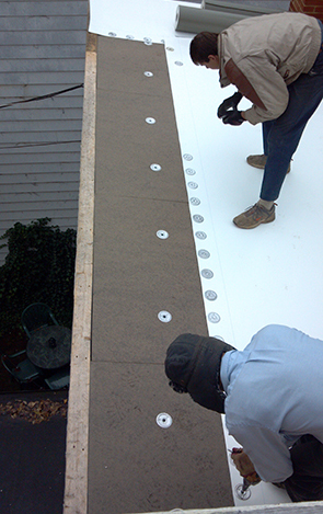 Flat Roof Replacement Elyria OH PIC 2