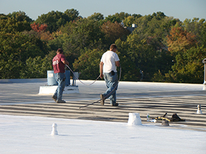Roof Coating Elyria OH PIC 2