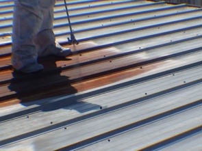 Metal Roof Repair Bucyrus Oh First Class Roofing